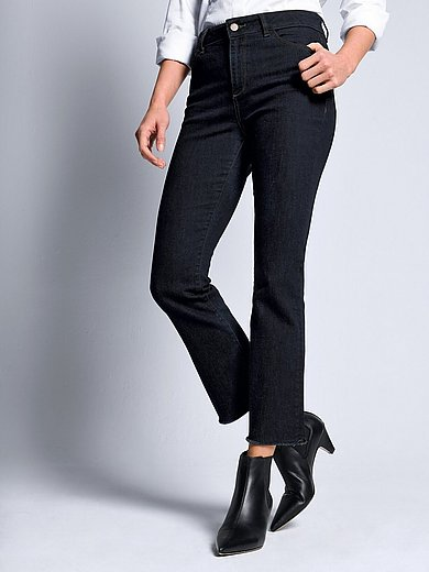 DL1961 - 7/8-Jeans - Modell BRIDGET mit ausgestelltem Bein