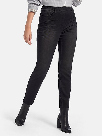 Via Appia Due - 5-pocket jeans with skinny leg