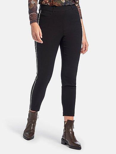 FRAPP - Le pantalon 7/8 à ceinture élastiquée