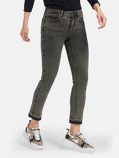 ANGELS - Skinny-7/8-jeans model Ornella Fringe