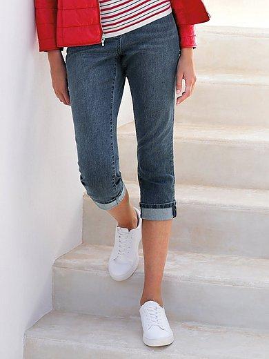 MYBC - 3/4-Jeans mit geschmückten Nieten
