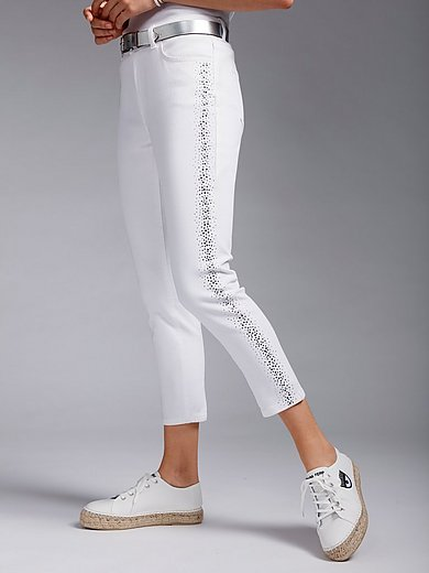 MYBC - 7/8-jeans in 5-pocketsmodel