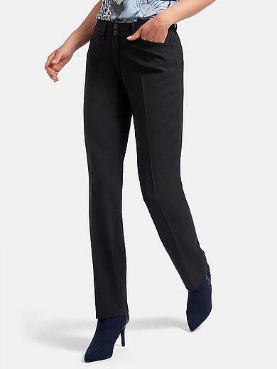 Brax Feel Good - Feminine Fit-broek model Celine met riemlussen