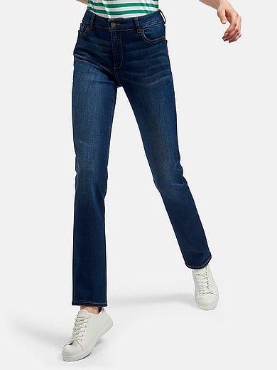 DL1961 - Jeans model Coco met rechte pijpen