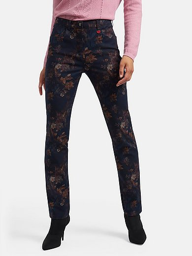 Relaxed by Toni - Broek van power-stretch