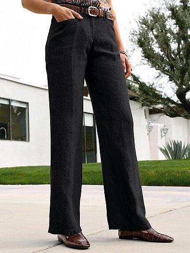Feminine Fit byxa modell Farina i 100% linne