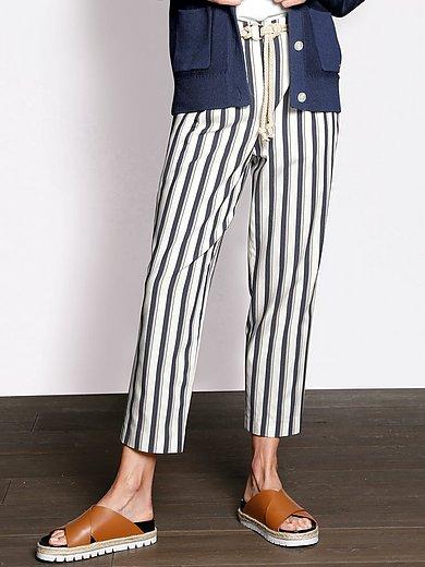 DAY.LIKE - Le pantalon 7/8 Slim Fit à pinces