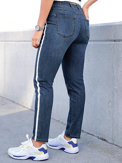 Emilia Lay - Le jean 7/8 coupe 5 poches