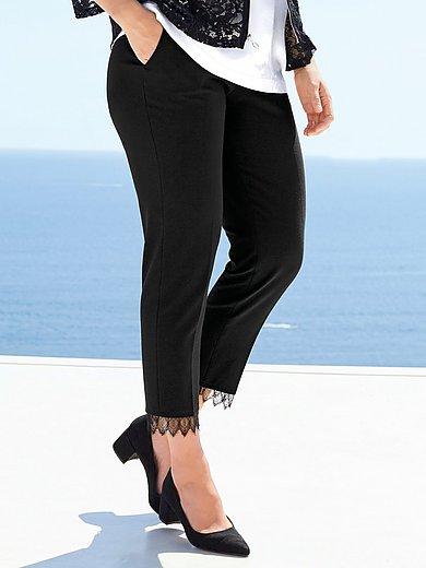 Emilia Lay - Le pantalon 7/8, ligne ajustée