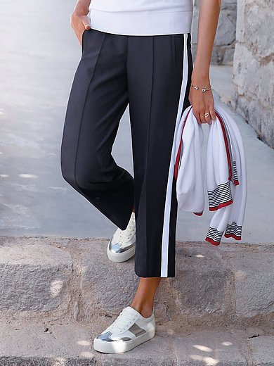 DAY.LIKE - Le pantalon raccourci Wide Leg