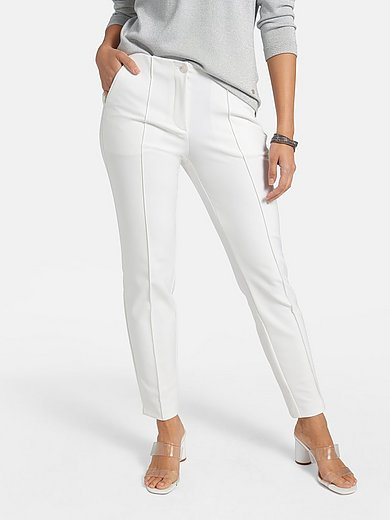 Basler - Trousers with a slim silhouette design Lea