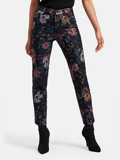 Peter Hahn - Enkellange modellerende jeans model Sylvia