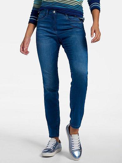 Basler - Jeans model Julienne met smalle pijpen