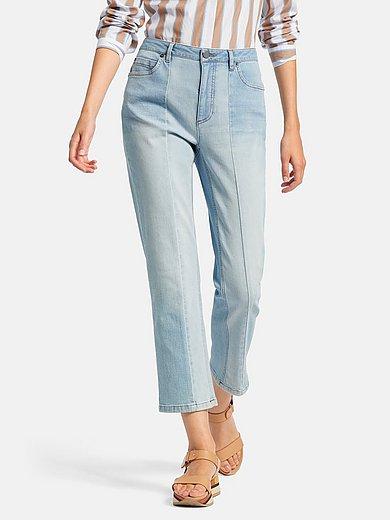 DAY.LIKE - Enkellange jeans in 5-pocketsmodel