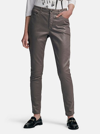 Uta Raasch - Jeans mit Glanzcoating