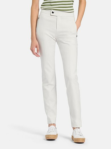 Bogner - Jersey trousers with zipped pockets