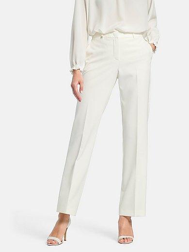 Laura Biagiotti Roma - Le pantalon à plis marqués