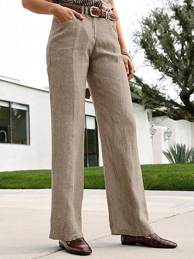 Brax Feel Good - Feminine Fit-byxa modell Farina i 100% linne