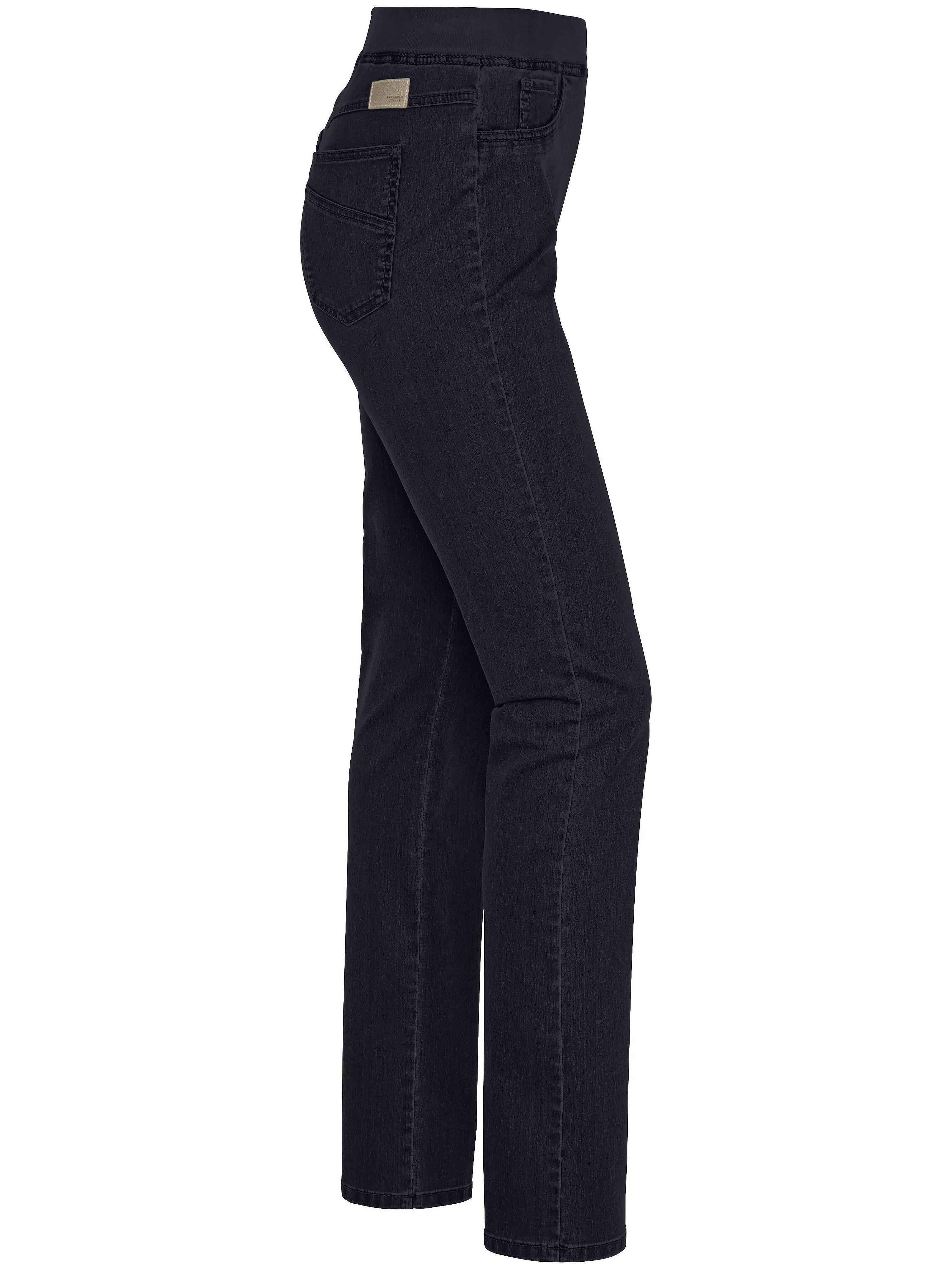 Comfort Plus-jeans model Carina Fra Raphaela by Brax sort