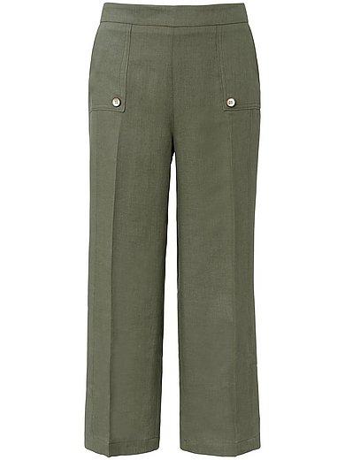 Basler - 7/8-length trousers made of linen