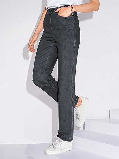 mayfair by Peter Hahn - Schlupf-Jeans Cornelia