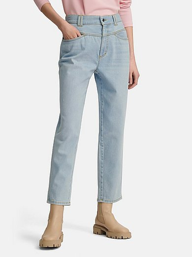 DAY.LIKE - Knöchellange Slim Fit-Jeans