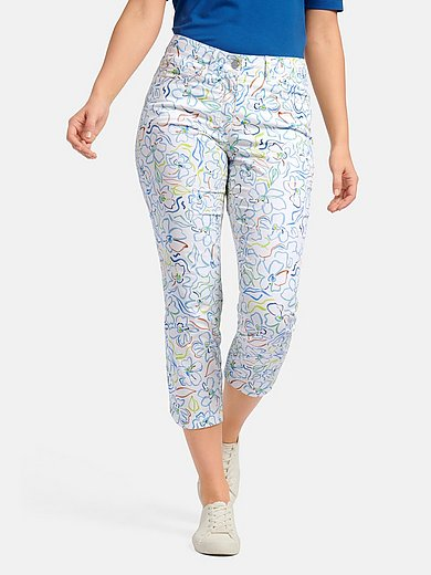 Basler - 7/8-broek model Julienne in slank silhouet
