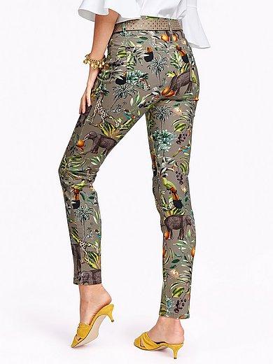 MYBC - Jeans pasvorm Barbara