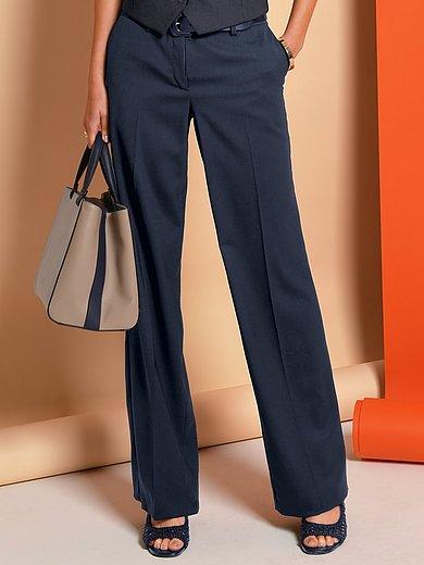 Fadenmeister Berlin - Le pantalon en laine vierge stretch