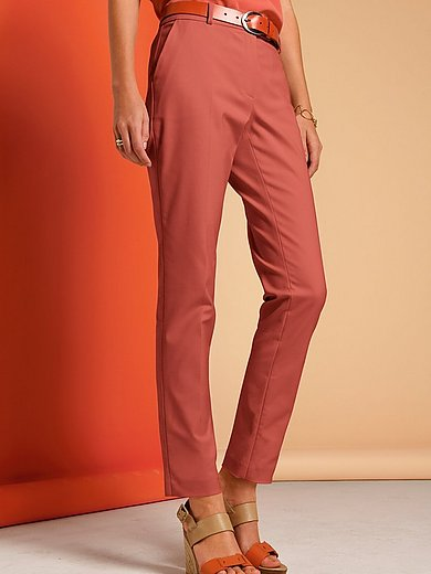 Fadenmeister Berlin - Ankle-length trousers with permanent crease