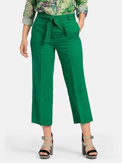 Basler - La jupe-culotte 100% lin modèle Bea