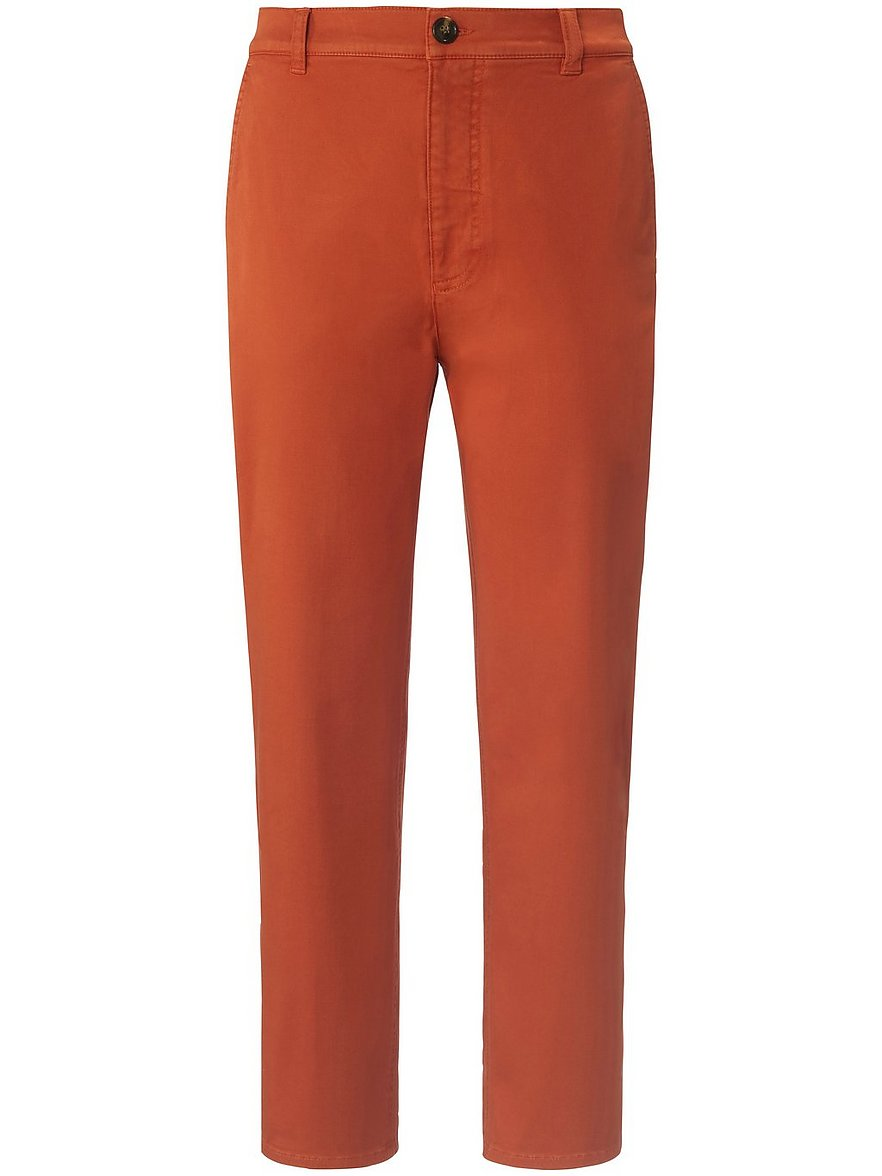 day.like - 7/8-Wide Fit-Hose  orange Größe: 46