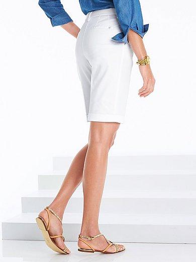 Brax Feel Good - Modern Fit Bermuda shorts design Mia