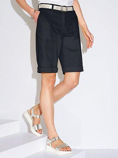 Brax Feel Good - Slim fit Bermuda shorts design Mia S