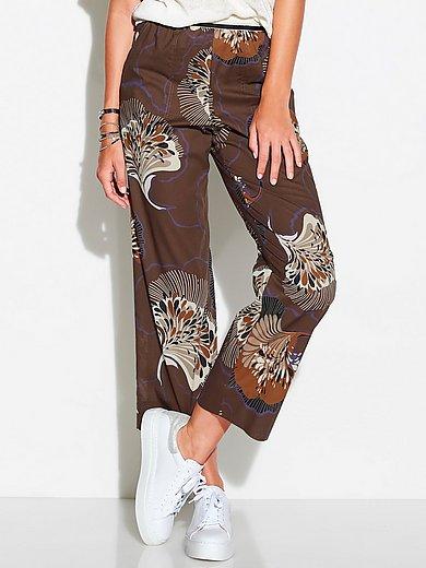 Stehmann - Le pantalon longueur chevilles 100% coton