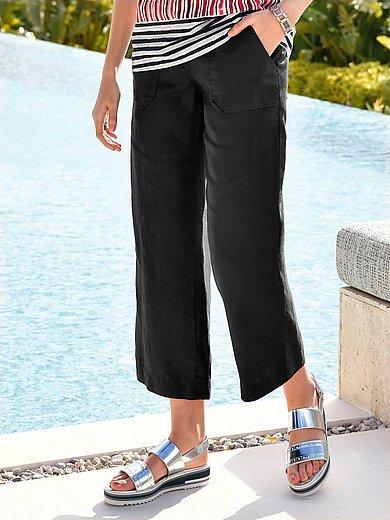 Brax Feel Good - Modern Fit 7/8-length trousers design Maine Sport