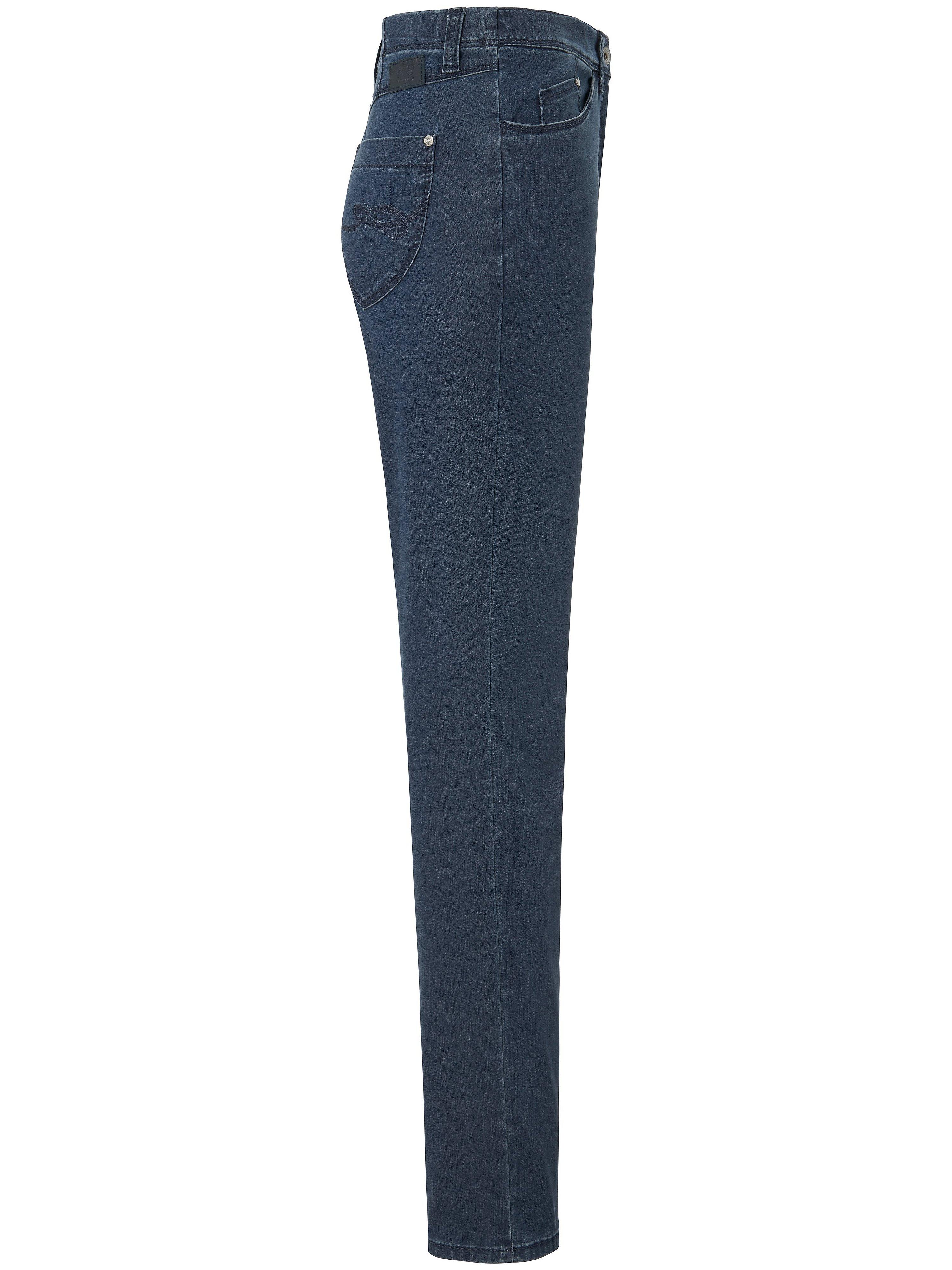 ProForm S Super Slim-jeans model Laura Touch Fra Raphaela by Brax denim