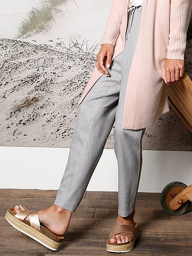 DAY.LIKE - Ankle-length jogger trousers