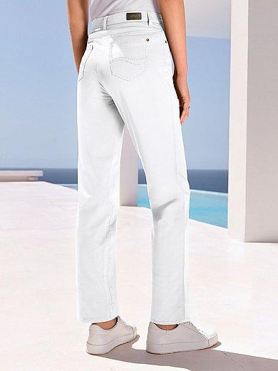 Brax Feel Good - Feminine fit-broek model Nicola van Pima Cotton