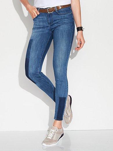 Brax Feel Good - Knöchellange Modern Fit-Jeans Modell Maya Crafted