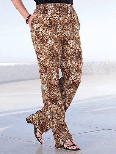 Emilia Lay - Le pantalon coupe ample
