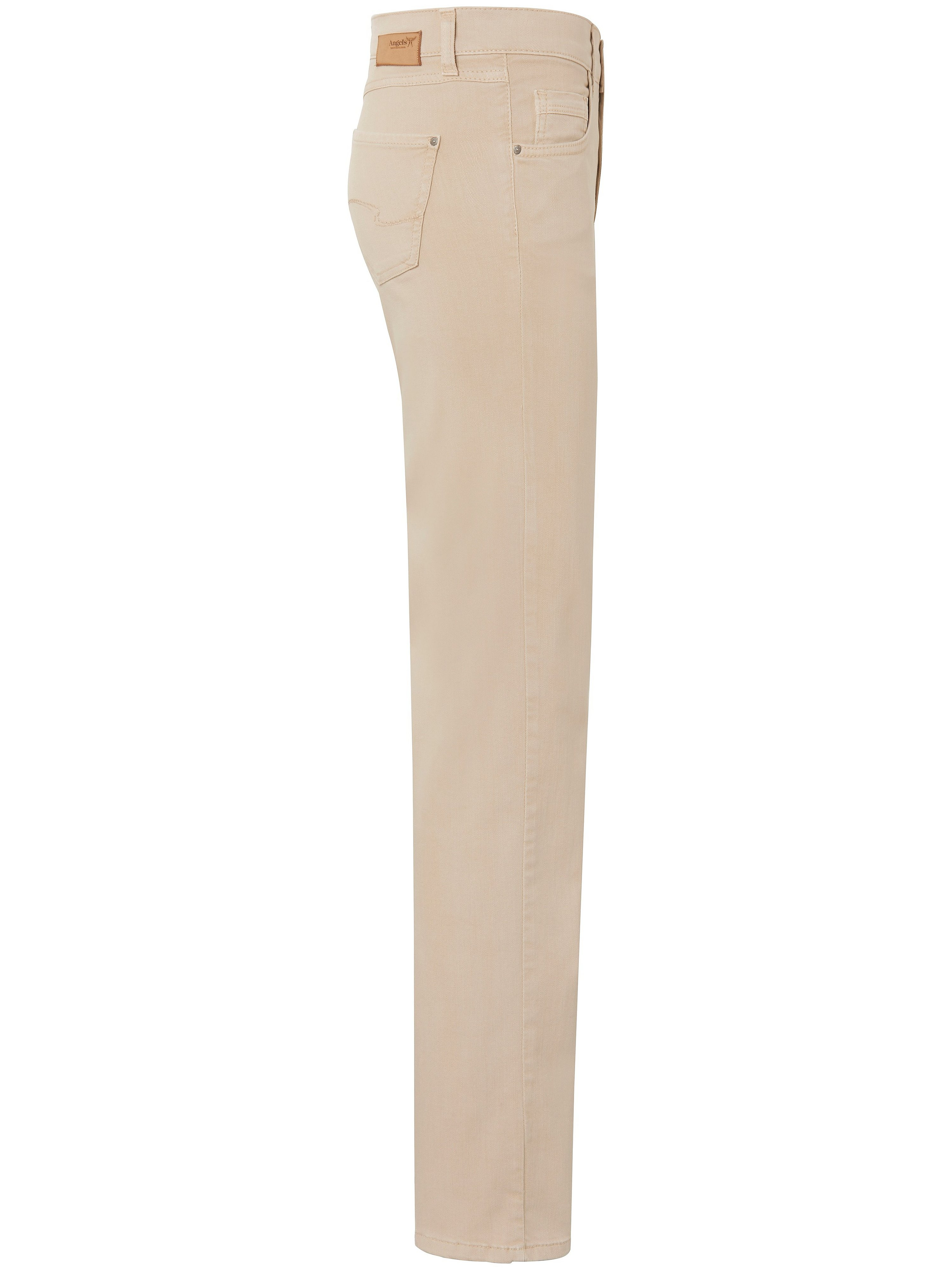 Regular Fit-jeans model Cici Fra ANGELS beige