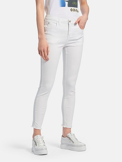 Looxent - Ankle length jeans in 5-pocket style