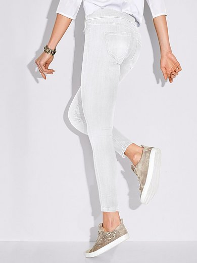 LIVERPOOL - 7/8-comfortjeans model Sienna pull-on legging