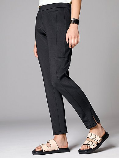 Margittes - Pull-on trousers with elasticated waistband