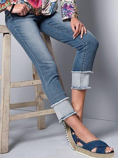 Steffen Schraut - 7/8-length jeans