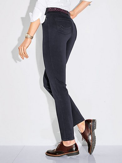 Relaxed by Toni - Trousers in 5-pocket style