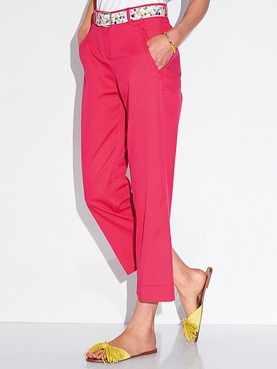 Brax Feel Good - Wide Fit-broek in 7/8-lengte model Maine S