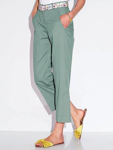Brax Feel Good - Le pantalon 7/8 modèle Maine S coupe Wide Fit