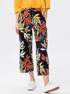 Damer bukser online hos Peter Hahn
